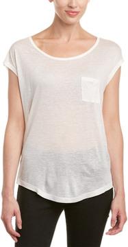 Eleven Paris Silk-Blend T-Shirt