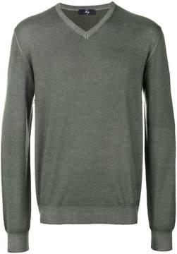 Fay V-neck sweater