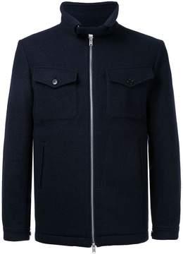 Kent & Curwen patch pocket jacket