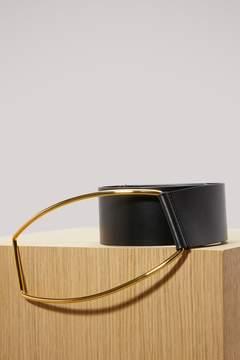 Isabel Marant Chaz Leather Belt