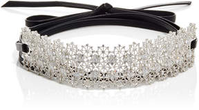 Fallon Monarch Chantilly Wrap Choker