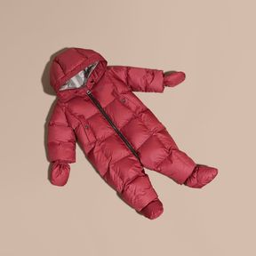 Burberry Down-filled Puffer Suit