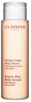Clarins Renew-Plus Body Serum/ 6.8 Fl. Oz.