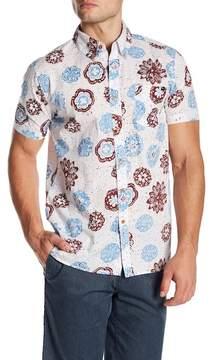 Lost Kootah Short Sleeve Print Woven Shirt