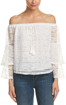 Flying Tomato Lace Top
