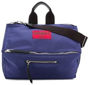 Givenchy Men's Blue Polyamide Messenger Bag.