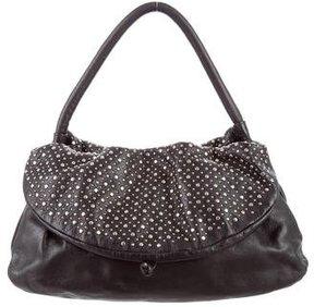 Sonia Rykiel Studded Leather Handle Bag