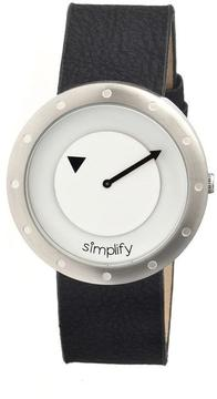 Simplify The 2200 Collection 2201 Unisex Watch