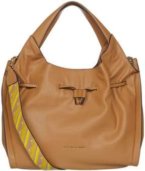 Trussardi Jeans Bellflower Shoulder Bag