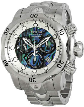 Invicta Reserve Chronograph Blue Dial Men's Watch