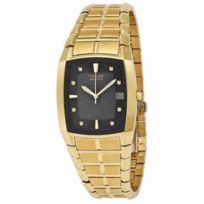 Citizen Eco-Drive BM6552-52E Black Dial Watch