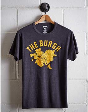 Tailgate Men's The Burgh Map T-Shirt