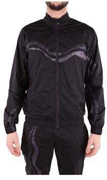 Reebok Men's Black Outerwear Jacket.