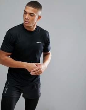 Craft Sportswear Prime Running T-Shirt In Black 199205-1999