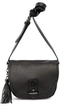 Joe's Jeans Berkely Small Leather Saddle Bag