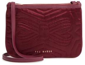 Ted Baker Quilted Bow Crossbody Bag
