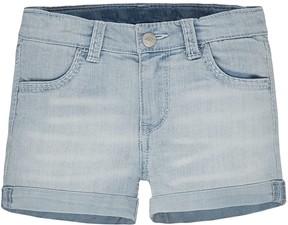 Levi's Levis Girls 7-16 & Plus Size Thick Stitch Shortie Shorts