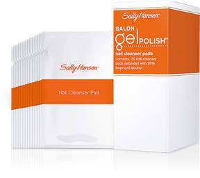 Sally Hansen Salon Gel Polish Nail Cleanser Pads