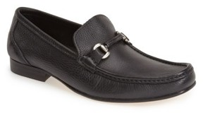 Sandro Moscoloni Men's 'San Remo' Leather Bit Loafer