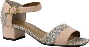 J. Renee Pebblebeach Ankle Strap Sandal (Women's)