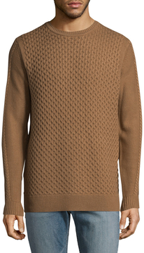 Karl Lagerfeld Men's Ribbed Sweater