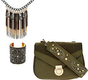 Charming charlie Embellished Jewelry & Accessory Set