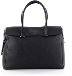Tiffany & Co. Pre-owned: Peyton Satchel Leather Large.