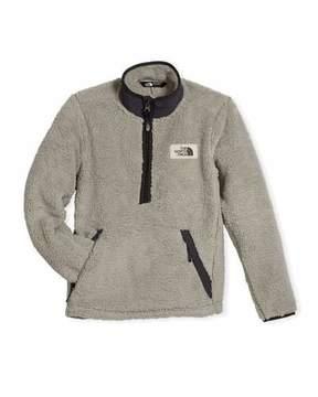 The North Face Boys' Khampfire Half-Zip Fleece Pullover, Size XXS-XL