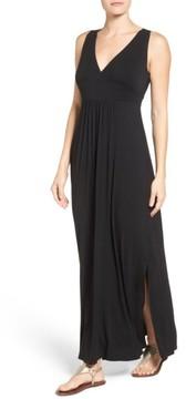 Caslon Petite Women's Knit Maxi Dress