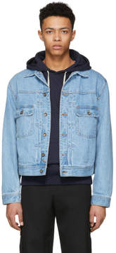 Saturdays NYC Indigo Denim Ray Jacket
