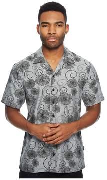 Publish Coen Short Sleeve Button Up Men's Clothing