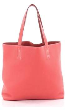 Hermes Pre-owned: Double Sens Tote Clemence 45. - PINK - STYLE