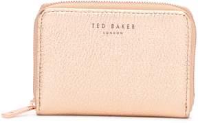 Ted Baker Illda Zip Around Leather Mini Purse