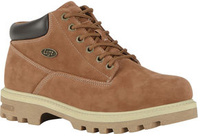 Lugz Empire Mens Water-Resistant Lace-Up Boots