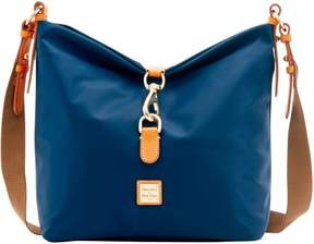 Dooney & Bourke Windham Annie Sac Shoulder Bag - NAVY - STYLE