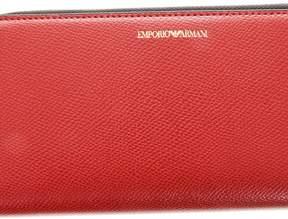 Emporio Armani Red Cholita Wallet
