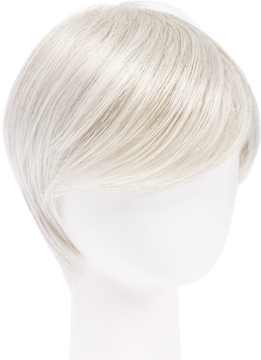 Hairdo. by Jessica Simpson & Ken Paves Silver Angled Cut Wig