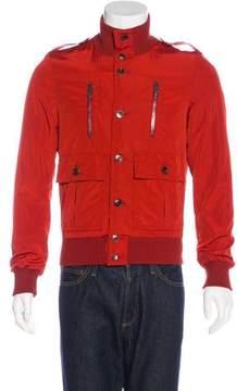 Gucci Nylon Flight Jacket