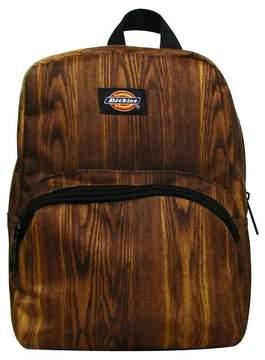 Dickies® Mini Festival Backpack - Wood Grain