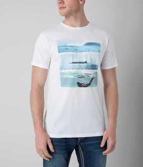 Reef Blue City T-Shirt