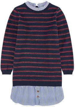 Scotch & Soda 2 In 1 Sweater Dress