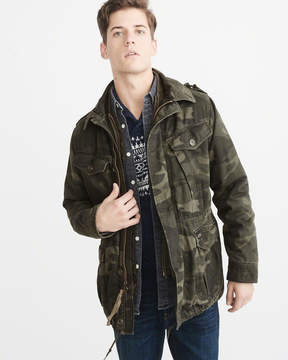 Abercrombie & Fitch Military Field Jacket