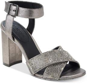 Kenneth Cole Reaction Women's Crash Jewel Embellished Dress Sandals Women's Shoes