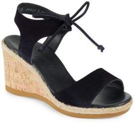 Paul Green Melissa Suede Platform Sandals