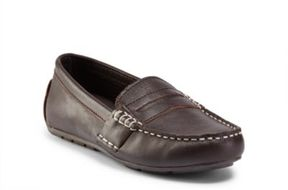Ralph Lauren Telly Leather Penny Loafer Chocolate 11