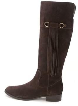 INC International Concepts Inc. Fayer Flat Knee-high Boots.