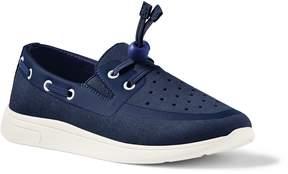 Lands' End Lands'end Kids Slip-on Boat Shoes