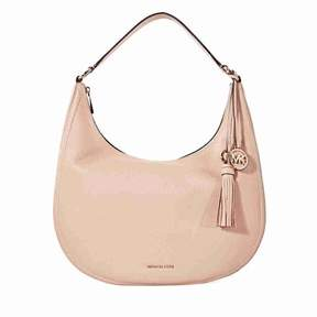 Michael Kors Lydia Large Shoulder Bag - Oyster - OYSTER - STYLE