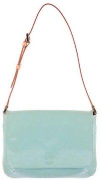 Louis Vuitton Vernis Thompson Street Bag - BLUE - STYLE