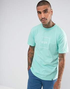 HUF T-Shirt With Outline Box Logo
